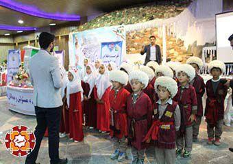 تصاویر/ جشن بزرگ تجلیل و بزرگداشت مقام معلم در آق قلا