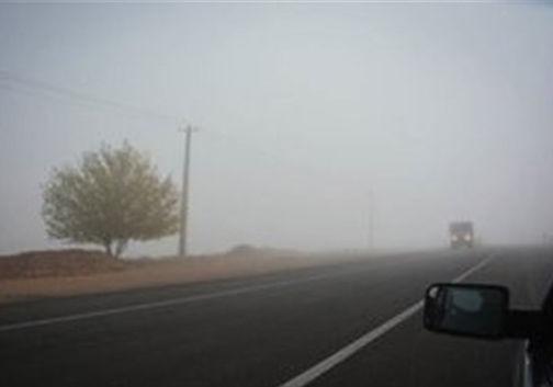 الزام استفاده از مه شکن در محور خوش ییلاق