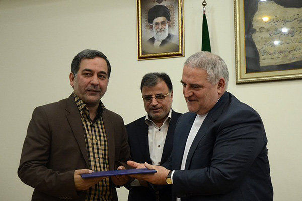 معاون توسعه مدیریت و منابع انسانی استاندار گلستان منصوب شد