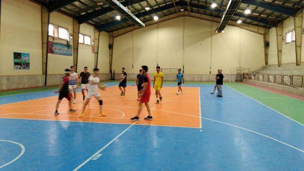 حضور تیم هندبال گلستان در رقابتهای جوانان باشگاه ها و دسته جات آزاد کشور