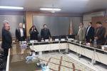 تصمیم گیری اعضای شورای شهر گرگان درباره باغ مزار لطفی