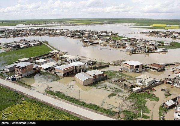چادرنشینی ۲۶ خانواده سیلزده گلستانی؛ چادرها تا یک ماه دیگر برچیده میشود