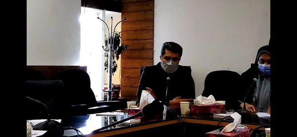 واکسیناسیون رانندگان تاکسی و کارکنان خدمات شهری در گرگان