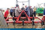 کارگاه تخصصی کشاورزی خاکورزی حفاظتی در گالیکش برگزار شد + تصاویر