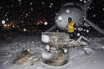 تصاویر/ سانحه در فرودگاه مشهد