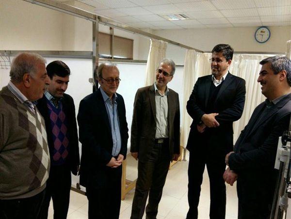 بازدید سرزده نماینده غرب گلستان در مجلس از درمانگاه شفاگستر کردکوی+عکس