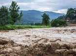 از بین رفتن دیواره «رودخانه قرهسو» باعث طغیان رودخانه شد