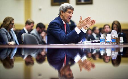 اظهارات کری درباره بازرسی از سایت های نظامی ایران | اختصاصی