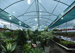 فراهم کردن ۸۰درصد سرمایه مورد نیاز برای احداث گلخانه