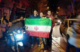 تصاویر/ خیابان ولیعصر بعد از توافق هستهای