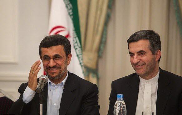 احمدی نژاد هم مانند تلگرام رفتنی است!!