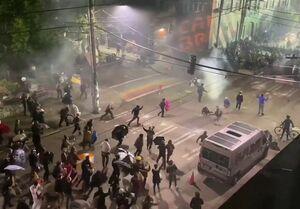 فیلم/ شورش علیه محدودیتهای کرونایی!