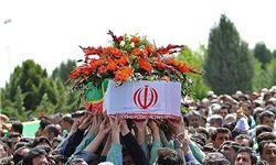 شهدای مدافع حرم، چالشی جدید !!! + تصویر