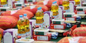 توزیع ۱۱۰ بسته معیشتی اهدایی خیرین داوطلب گلستانی در مناطق کم برخوردار میناب