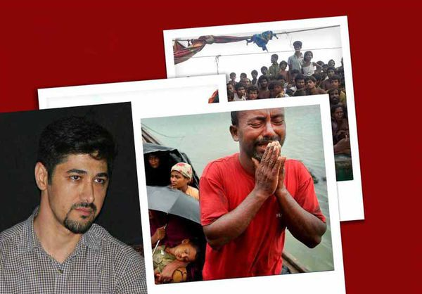 شعر خواندنی شاعر «گلستانی» برای مسلمانان میانمار