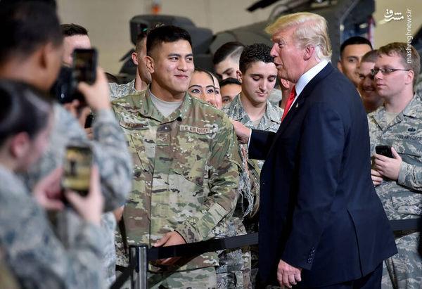 فیلم/ انتقاد شدید یک کهنه سرباز از ترامپ