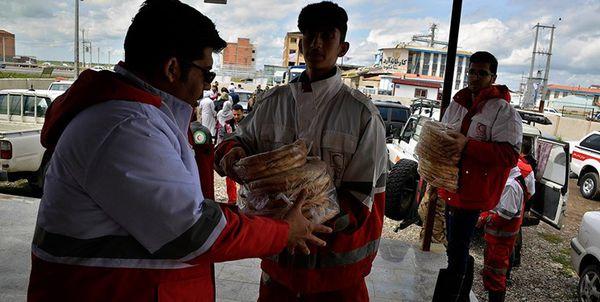 ارسال محموله غذایی یک میلیارد ریالی برای سیلزدگان گلستانی
