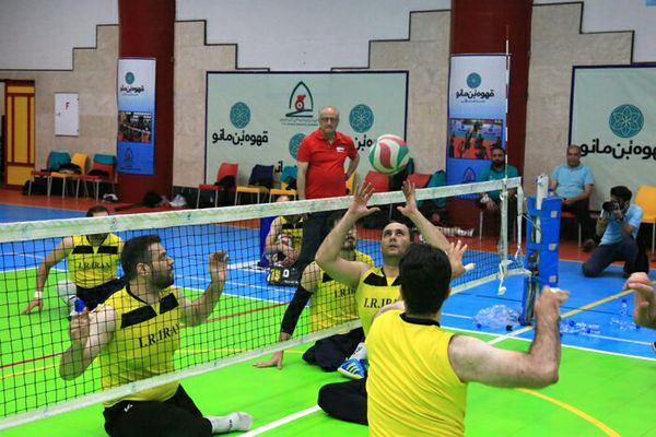 حضور ۲ گلستانی در تیم ملی والیبال نشسته