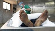 جسد شکارچی به سردخانه بیمارستان مینودشت تحویل داده شد