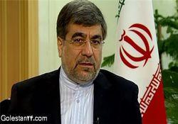 وزیر فرهنگ و ارشاد در استان گلستان