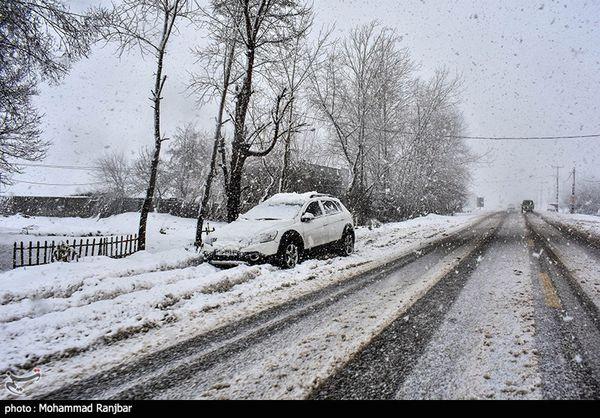 هواشناسی ایران ۹۸/۱۲/۱۵| برف و باران ۳ روزه در ۱۶ استان/ هشدار کولاک برف