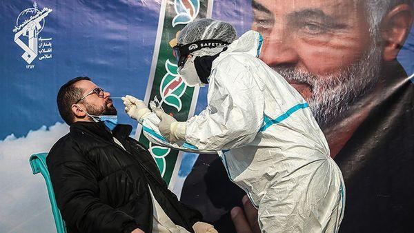در طرح شهید سلیمانی از ۵۵ هزار نفر تست کرونا گرفته شد