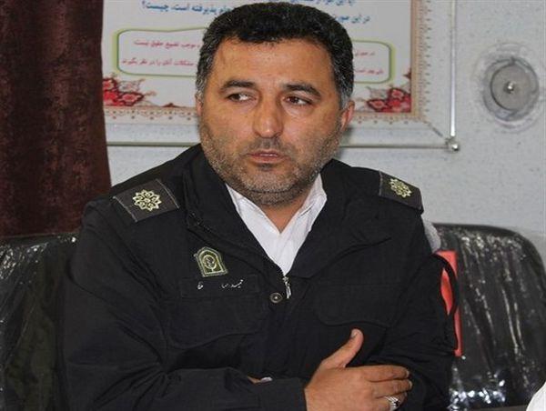افزایش ۶۲ درصد تصادفات فوتی، جرحی و خسارتی برون شهری در کردکوی