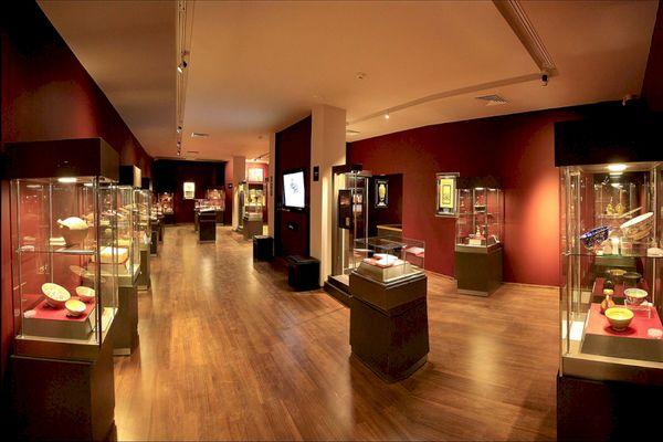 اولین نمایشگاه تخصصی موزهای در سطح استان گلستان در موزه باستانشناسی گرگان