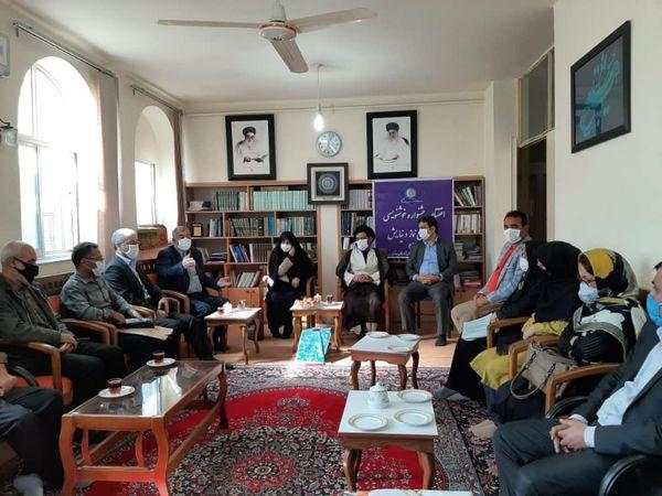 اختتامیه جشنواره خوشنویسی نماز و نیایش استان گلستان برگزار شد