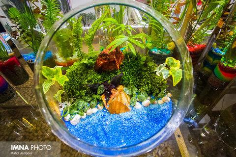 نهمین نمایشگاه گل و گیاه گرگان برگزار میشود
