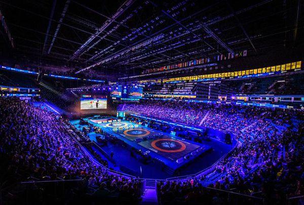 مسابقات جهانی 2023 در روسیه برگزار میشود