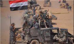 نیروهای عراقی 4 روستا را در اطراف موصل آزاد کردند