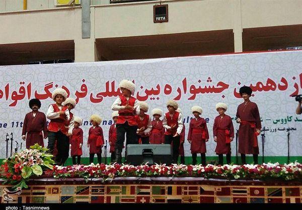 جشنواره بینالمللی فرهنگ اقوام ایران زمین در گنبدکاووس برگزار میشود