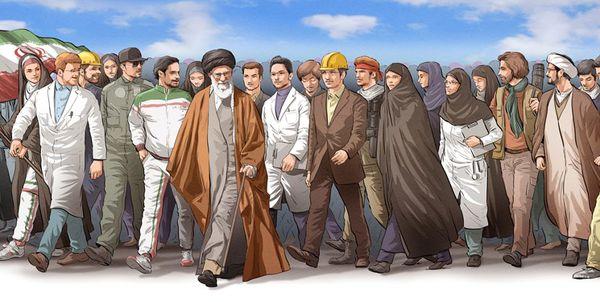 .به جوانان عزیزم، در آغاز فصل جدید جمهوری اسلامی