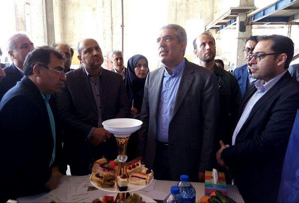 بازدید رئیس سازمان میراثفرهنگی از دو هتل ۵ستاره در حال ساخت در گرگان