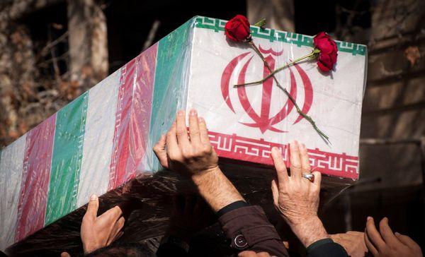 گلستان شهیدی دیگر برای امنیت کشور تقدیم نمود