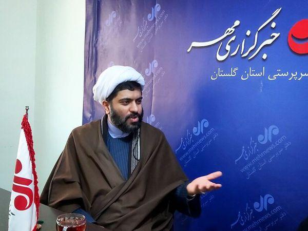ظرفیت موقوفات گلستان برای تحقق شعار سال بکارگیری می شود