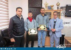 سفیران سلامت المپیاد ورزشی مدارس گالیکش
