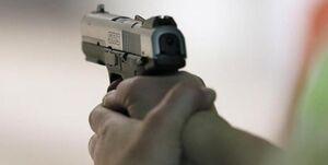 فیلم لورفته از شلیک نیروی انتظامی به یک معترض!