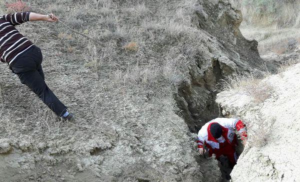 کشف جسد بانوی مفقود شده گلستانی در مرز ایران و ترکمنستان + تصاویر