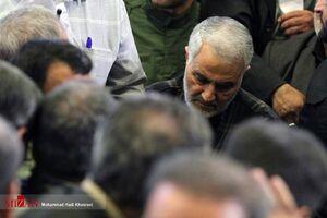 گپوگفت صمیمی با سفیر ایران در بغداد درباره حاج قاسم