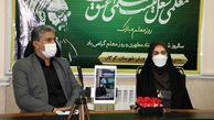 حضور نمایندگان مردم گرگان و آق قلا در مجلس شورای اسلامی در مدیریت آموزش و پرورش شهرستان گرگان