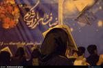دومین مراسم شب قدر در امامزاده عبدالله گرگان+عکس