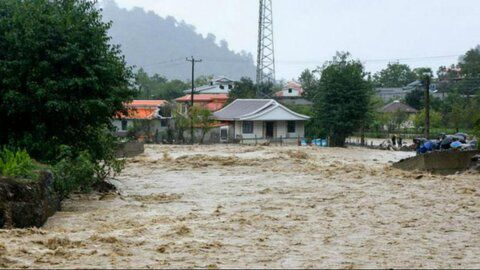 باران در گلستان کولاک کرد/ اراضی کشاورزی و منازل مسکونی آسیب دیدند