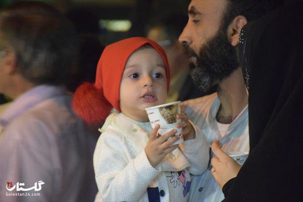 گزارش تصویری / شب ششم موکب جاماندگان پیاده روی اربعین حسینی