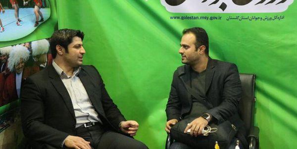 برگزاری مسابقات کشتی گورش ترکمنی به میزبانی گلستان