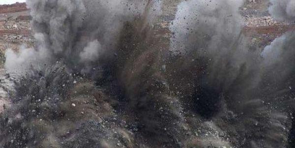 انفجار خمپاره قدیمی در گنبد جان دو نفر را گرفت
