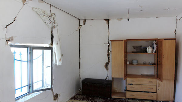 زلزله بیش از ۲۰ میلیارد تومان به رامیان خسارت زد
