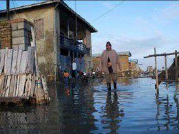 میزان آبگرفتگی شهر گمیشان محدود است