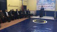 نوسازی سالن کشتی شهید علیجان بیدرنامنی با تلاش سازمان فرهنگی، ورزشی شهرداری گرگان پس از 10 سال